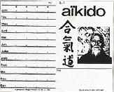 CARTE DE CLUB AIKIDO