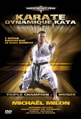 KARATE DYNAMIQUE KATA VOLUME 1 (DVD-ROM)