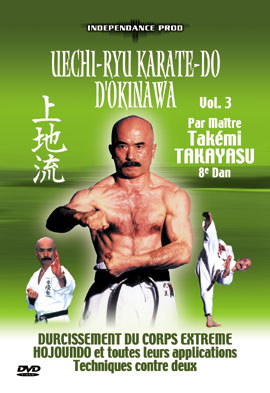 UECHI-RYU KARATE-DO D'OKINAWA VOLUME 3 (DVD-ROM)