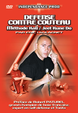 DEFENSE CONTRE COUTEAU (DVD-ROM)