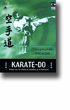 KARATE : KARATE-DO ENCYCLOPEDIE INTERACTIVE (CD-ROM)