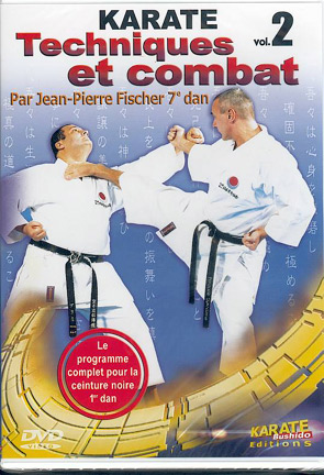 KARATE : TECHNIQUE ET COMBAT VOLUME 2 (DVD-ROM)